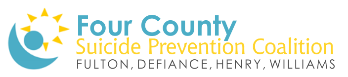 4 County Suicide Prevention Logo